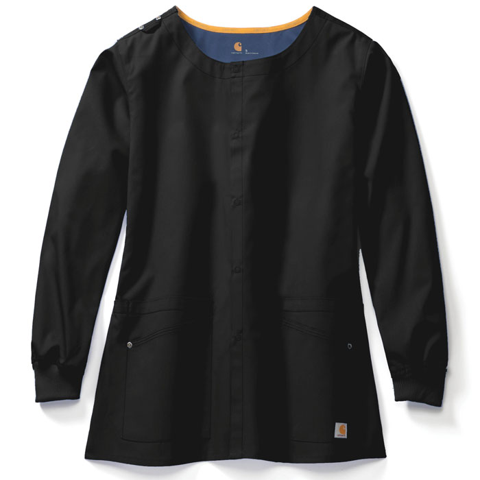 Carhartt, Rockwall, C86101, Women's Warm Up Jacket