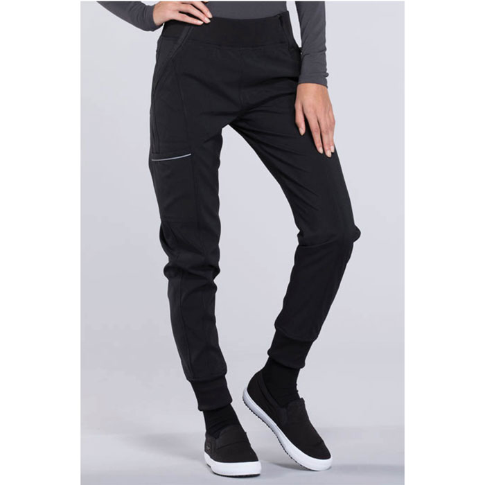 0acffc4bbc9 Infinity by Cherokee, Mid Rise Tapered Leg Jogger Pant
