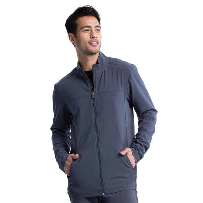 Infinity-by-Cherokee-CK332A-Mens-Zip-Front-Jacket