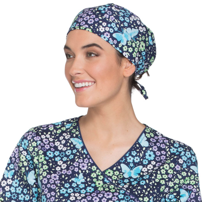 Cherokee-CK500-LVFY-Unisex-Scrub-Hat-Love-the-Way-You-Fly