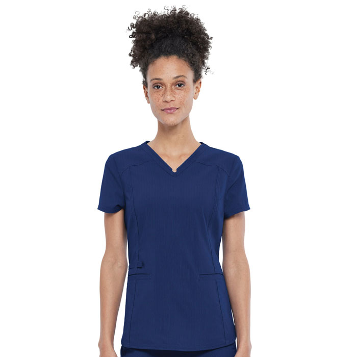 CK798-Cherokee-Statement-V-Neck-Top