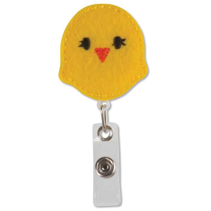 CHICK-27-ID-Badge-Holder-Chick