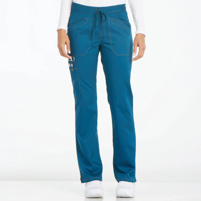 Dickies-Essence-DK106-Mid-Rise-Straight-Leg-Drawstring-Pant