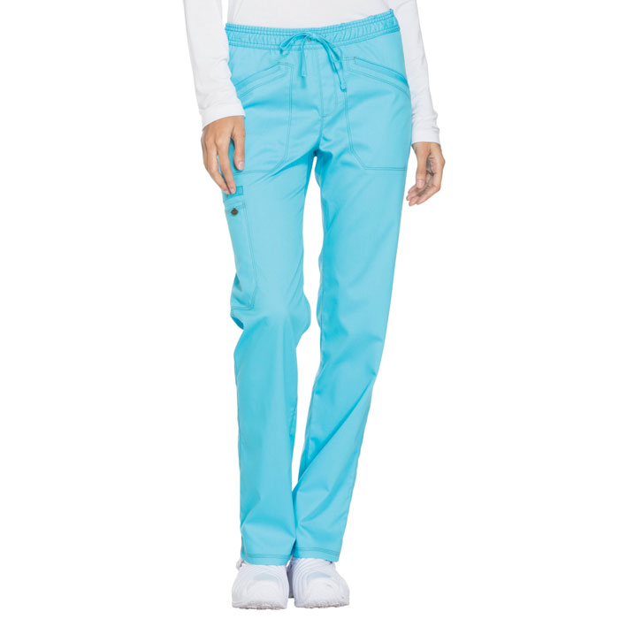 Dickies-Essence-DK106-Mid-Rise-Straight-Leg-Drawstring-Pant