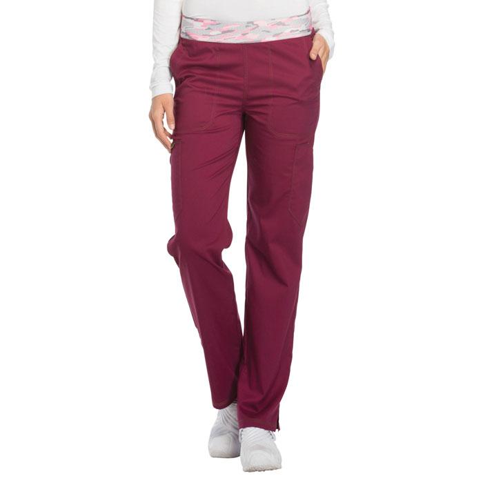 Dickies-Essence-DK140-Mid-Rise-Tapered-Leg-Pull-on-Pant