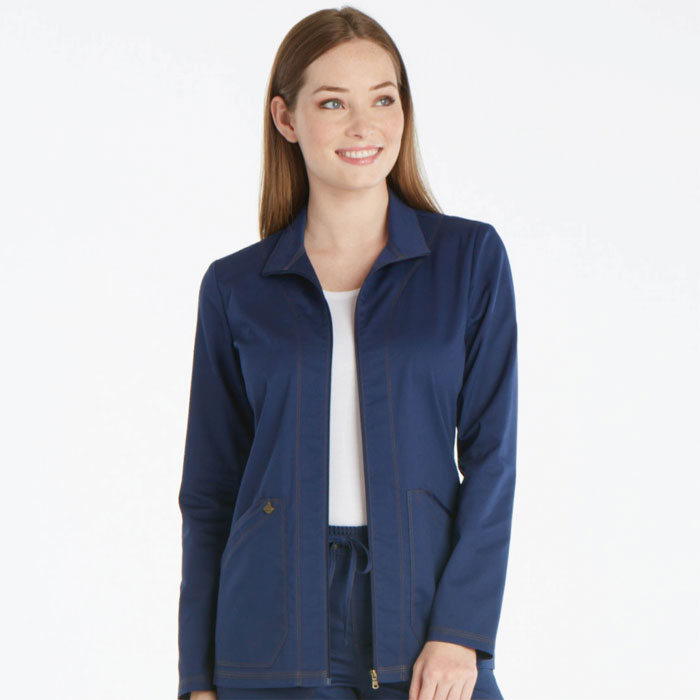 Dickies-Essence-DK302-Ladies-Zip-Front-Warm-Up-Jacket