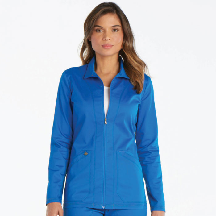 Dickies-Essence-DK302-Ladies-Zip-Front-Warm-Up-Jacket