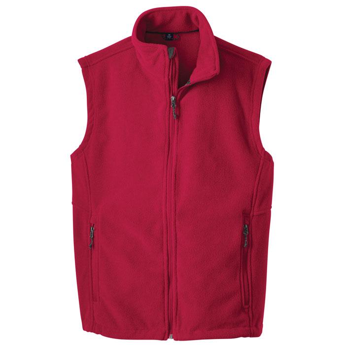 Port-Authority-F219-Mens-Value-Fleece-Vest