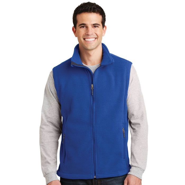 Port-Authority-F219-Mens-Value-Fleece-Vest