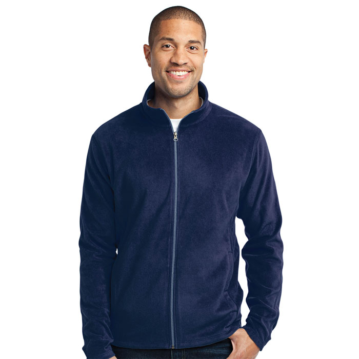 Port-Authority-F223-Mens-Mircrofleece-Jacket