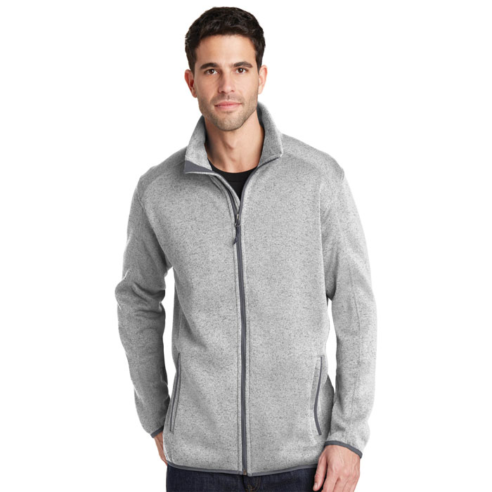 Port-Authority-F232-Mens-Sweater-Fleece-Jacket