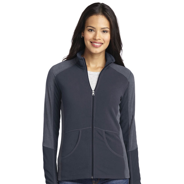 Port-Authority-L230-Ladies-Colorblock-Microfleece-Jacket