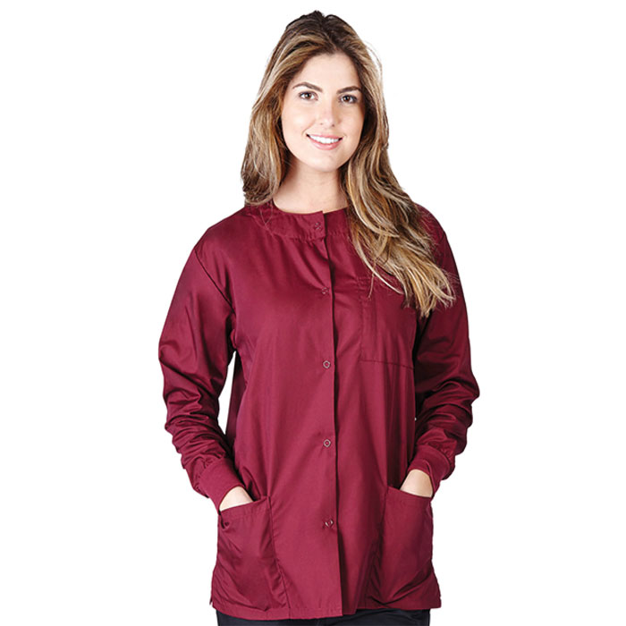 Natural Uniforms - G102 - Warm Up Scrub Jacket