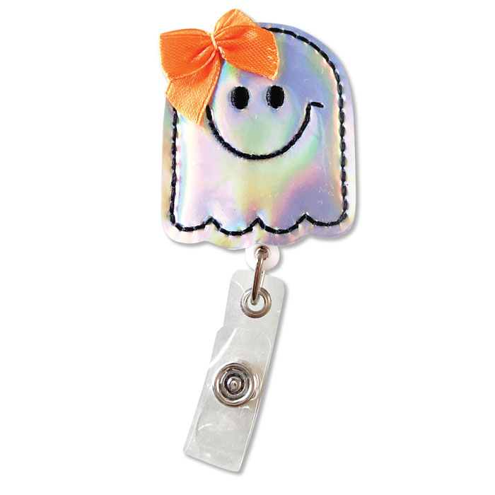 GHOST-H--ID-Badge-Holder-Halographic-Ghost