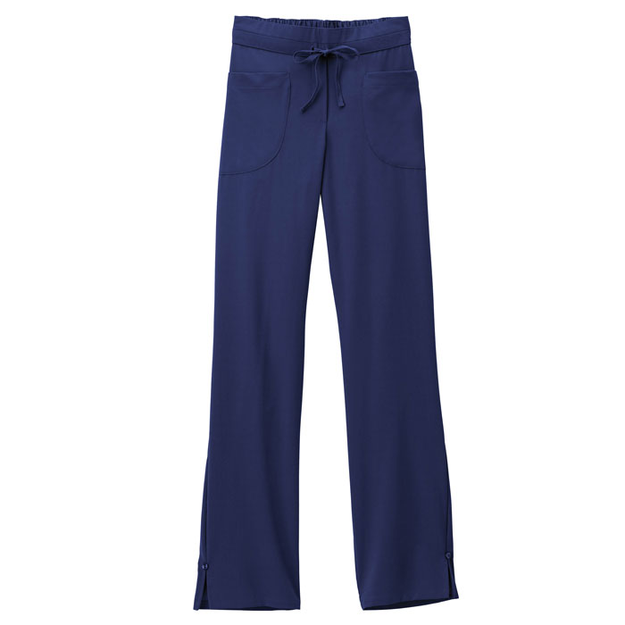 Jockey-2410-Button-Trimmed-Full-Elastic-&-Drawstring-Pant