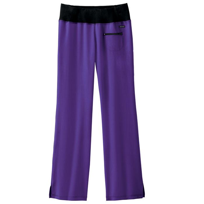 Jockey-2328-Ladies-Yoga-Scrub-Pant