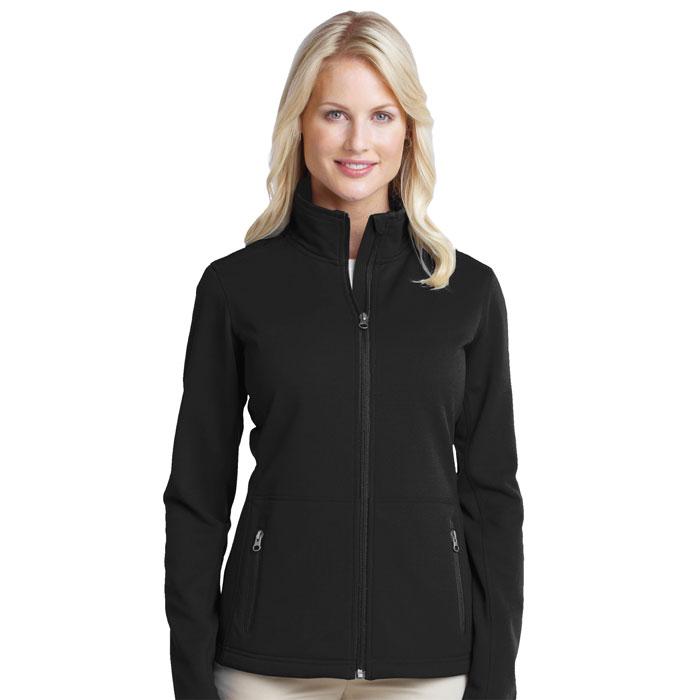 Port-Authority-L222-Ladies-Pique-Fleece-Jacket