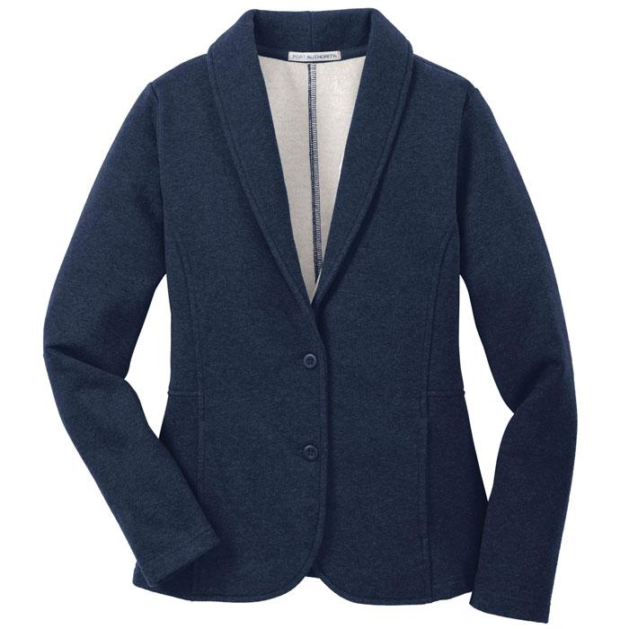 Port-Authority-L298-Ladies-Fleece-Blazer