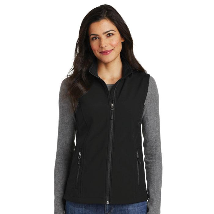 Port-Authority-L325-Ladies-Core-Soft-Shell-Vest