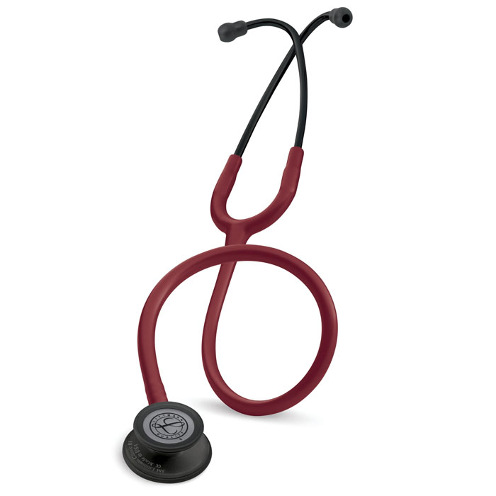 Littmann-LTMCL3BE-Littmann-Classic-III-Black-Finish-Stethoscope