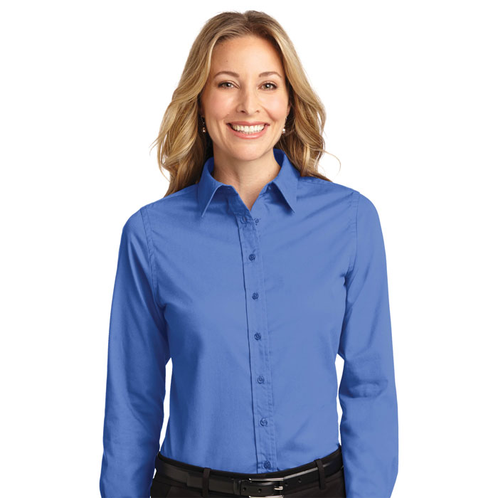Port-Authority-L608-Ladies-Port-Authority®-Long-Sleeve-Easy-Care-Shirt