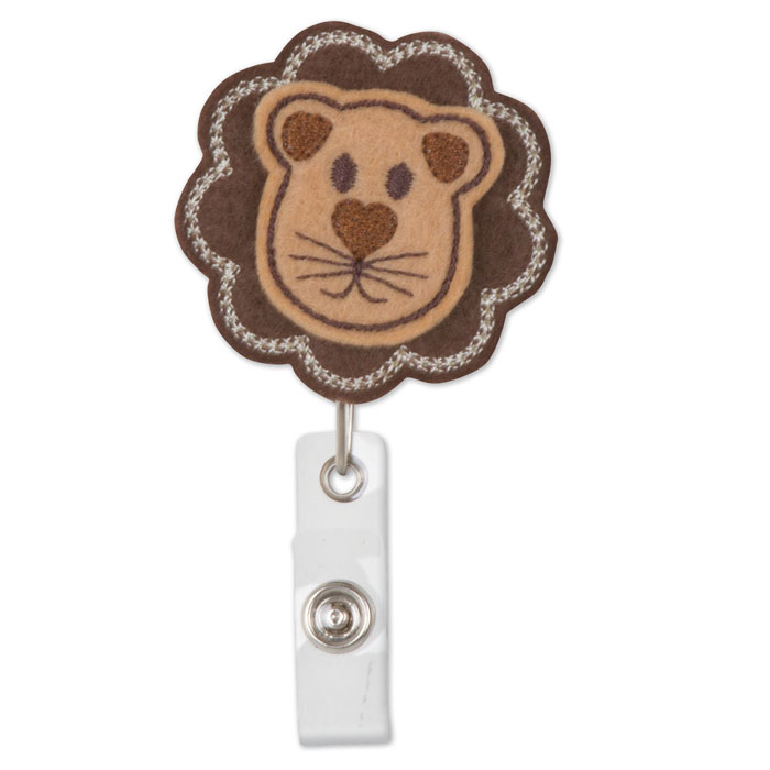 LION-ID-Badge-Holder-Lion