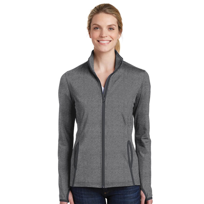 Sport-Tek®-LST853-Ladies-Sport-Wick®-Stretch-Contrast-Full-ZIp-Jacket