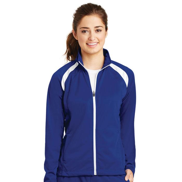 LST90-Sport-Tek®-Ladies-Tricot-Track-Jacket