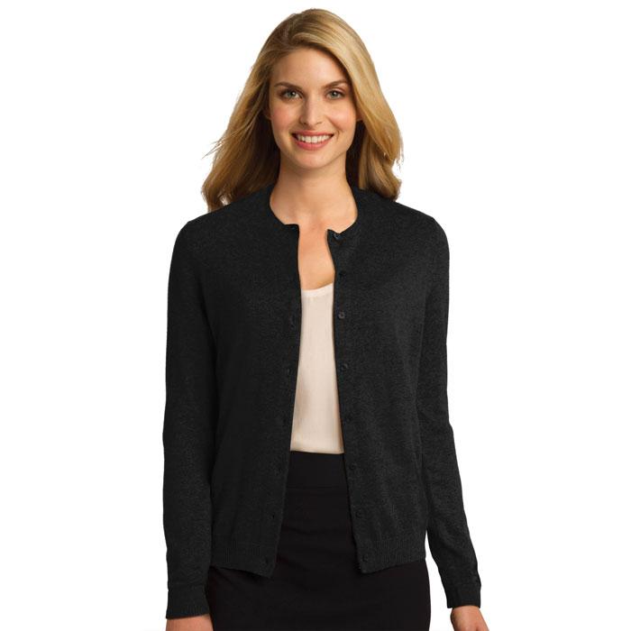 Port-Authority-LSW287-Ladies-Cardigan-Sweater