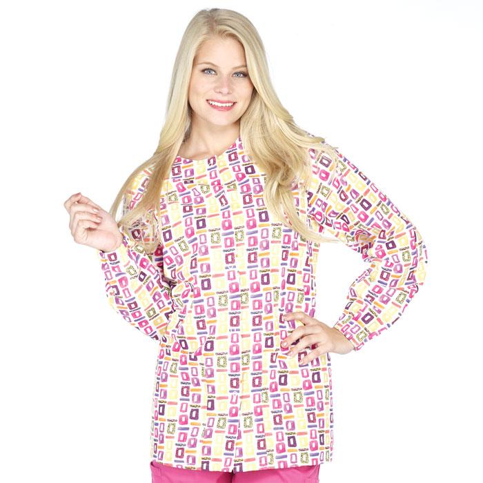 bio-bring-it-on-raglan-sleeve-warm-up-scrub-jacket-pop-art-purple
