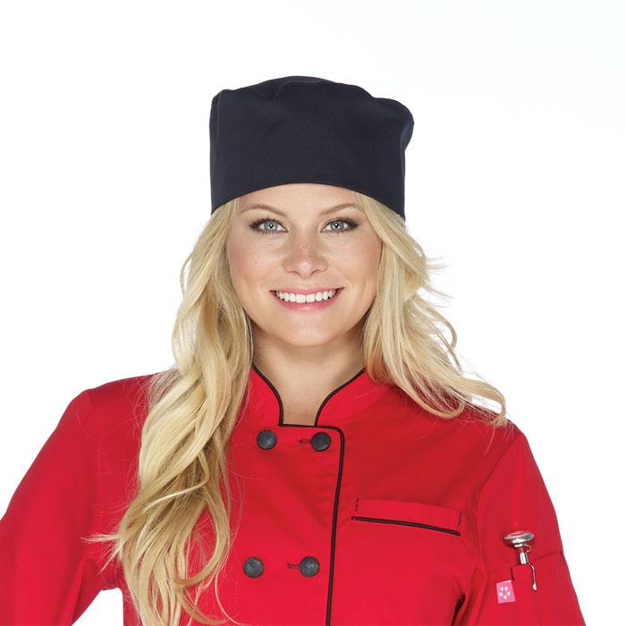 Five-Star-18206-015-Mesh-Top-Cook-Hat