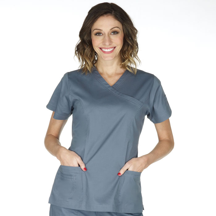 bio---bring-it-on-19027-BIO-Non-Contrast-Modern-Wrap-Scrub-Top