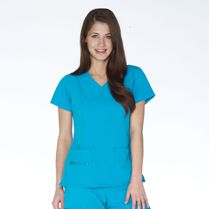 Jockey Modern - 2309 - Ladies Modern V Scrub Top