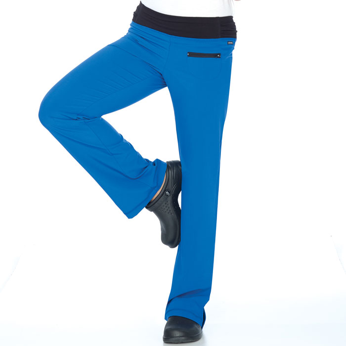 ff5ff06091a Jockey - 2328 - Ladies Yoga Scrub Pant at Scrubin.com