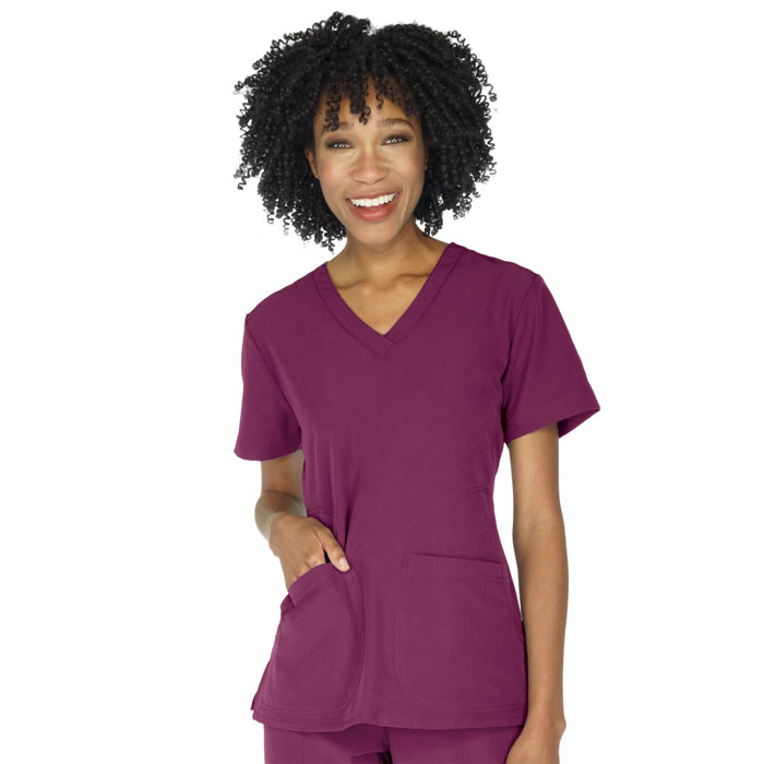 Scrubfinity-Performx-2990-Four-Pocket-V-Neck-Top
