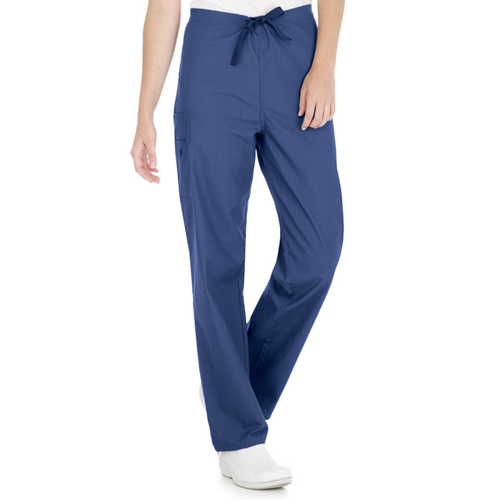 Scrubfinity-3420-Soft-Brushed-Unisex-Pant-with-Triple-Cargo-Pocket