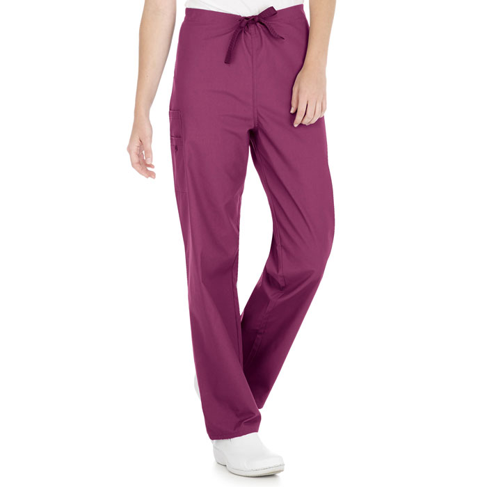 Scrubfinity®-3420-Soft-Brushed-Unisex-Pant-with-Triple-Cargo-Pocket