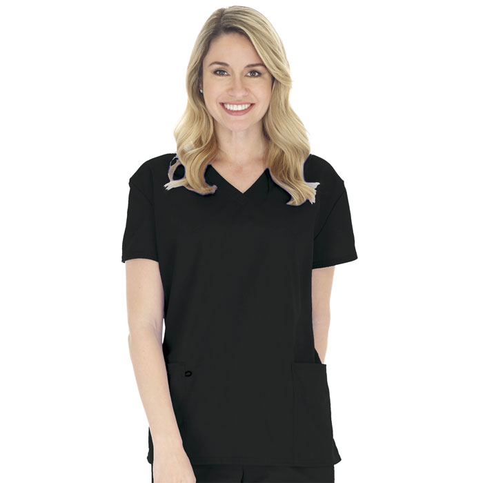 Scrubfinity-5310-V-Neck-2-Pocket-Scrub-Top-