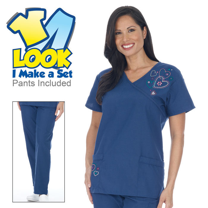 7080-14-Embroidered-Hearts-Scrub-Set-Navy-Blue
