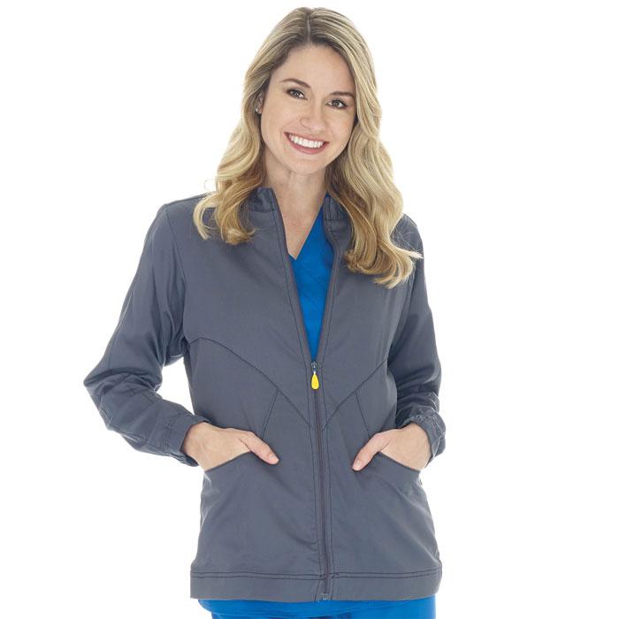 c9311438706 WonderWink Next - Boston Warm Up Jacket