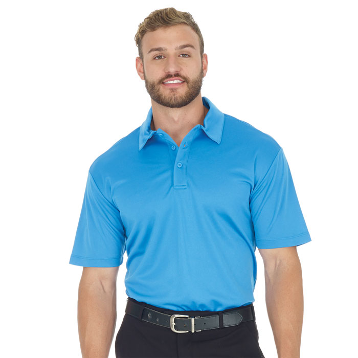 Port Authority Mens Silk Touch Performance Polo