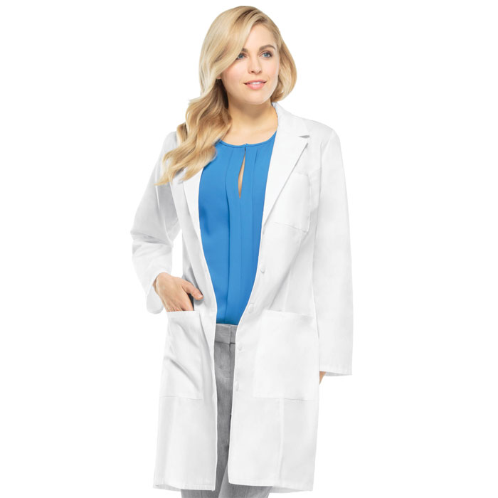 Cherokee.-2411-Modern-Classic-Fit-Lab-Coat-Labcoat-Standard-Length-37