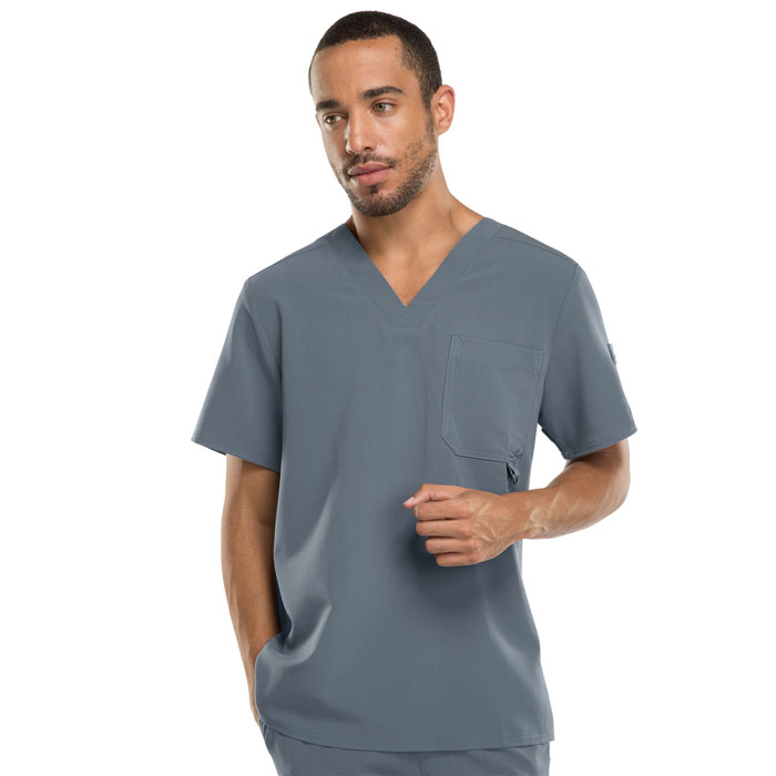 Dickies-Xtreme-Stretch-81910-V-Neck-Top