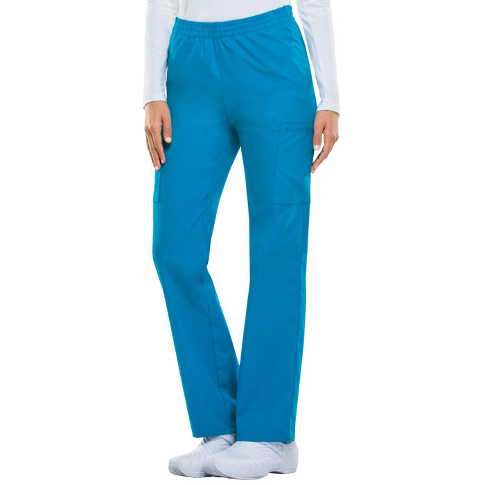 5f7392a00da Dickies EDS Signature - Natural Rise Tapered Leg Pull On Scrub Pant