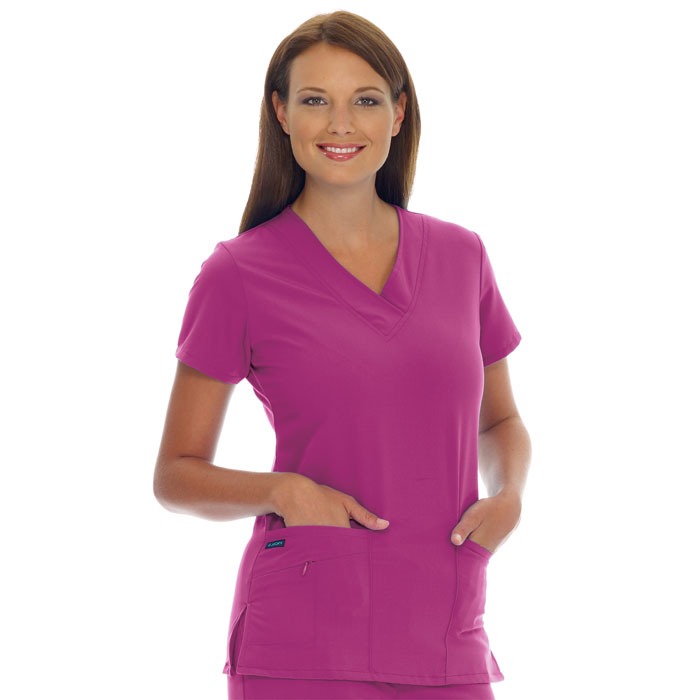 jockey-womens-soft-v-neck-scrub-top-brushstroke