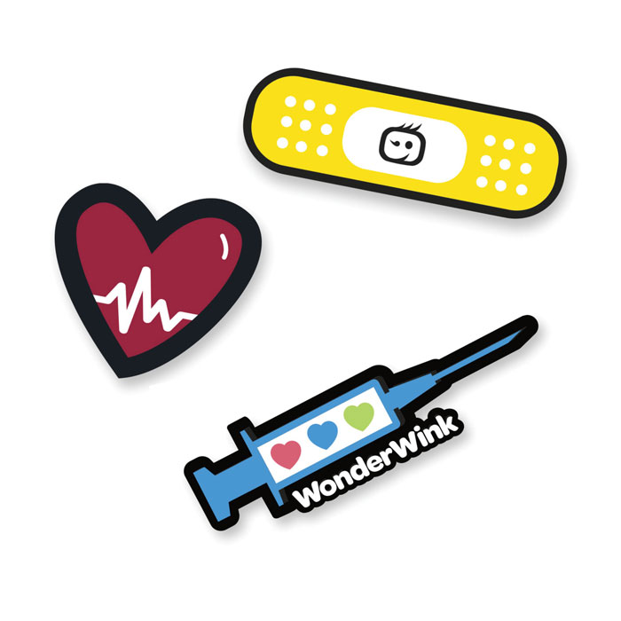 WonderWink-I-Love-WonderWink-PTCH-HET-Removable-Patches-Heart-Throb