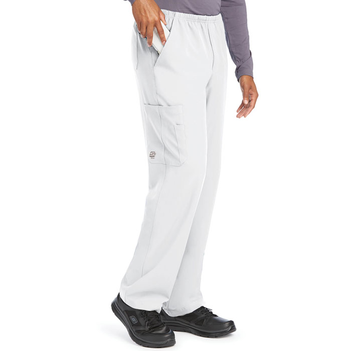 Skechers-SK0215-Mens-Structure-Drawstring-Cargo-Pant