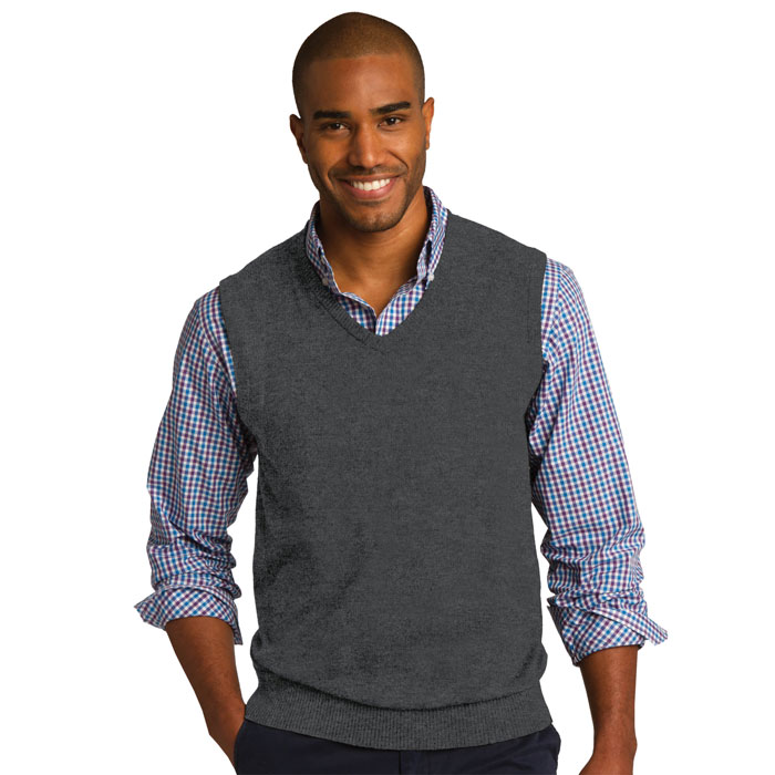 Port-Authority-SW286-Sweater-Vest