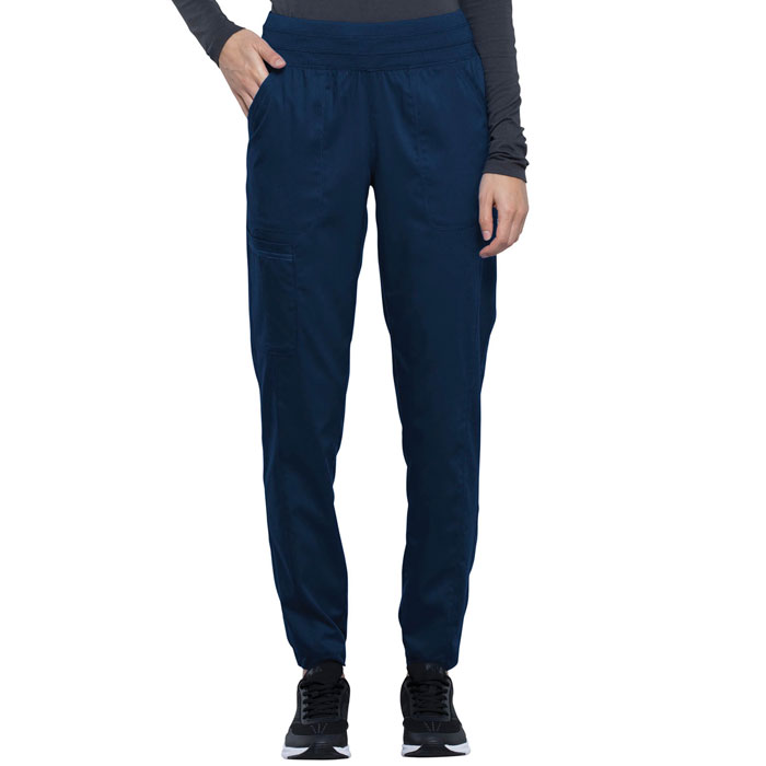 Workwear-Revolution-WW011-Ladies-Natural-Rise-Drawstring-Jogger-Pant