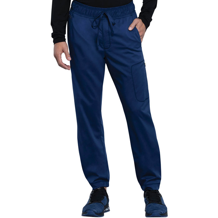 Workwear-Revolution-WW012-Mens-Jogger-Scrub-Pant